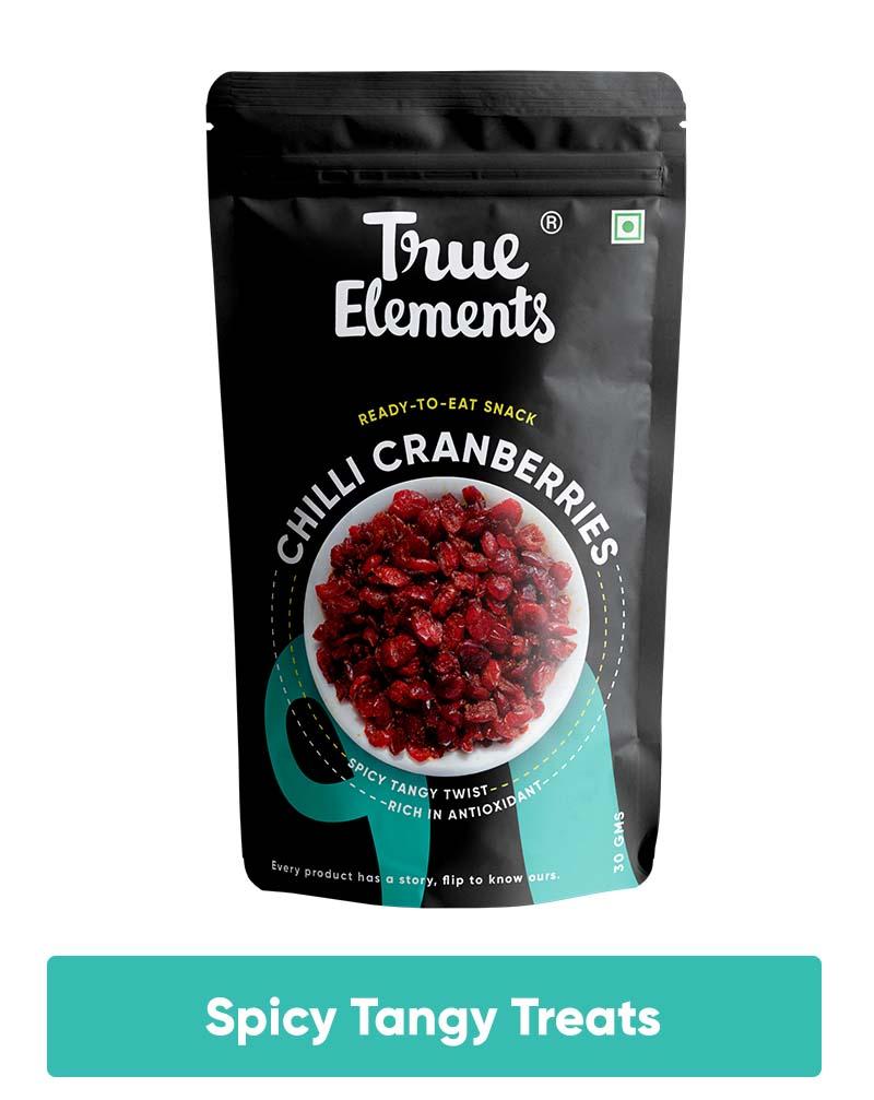 Chilli Cranberries 30gm