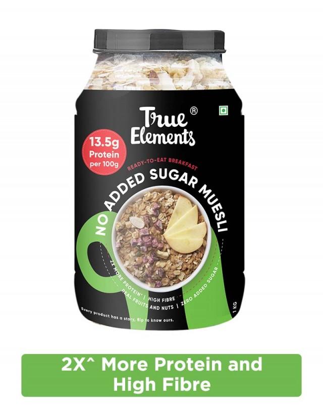 No Added Sugar Muesli - Diabetic Food