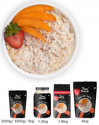 Gluten Free Rolled Oats - Protein Rich Oats