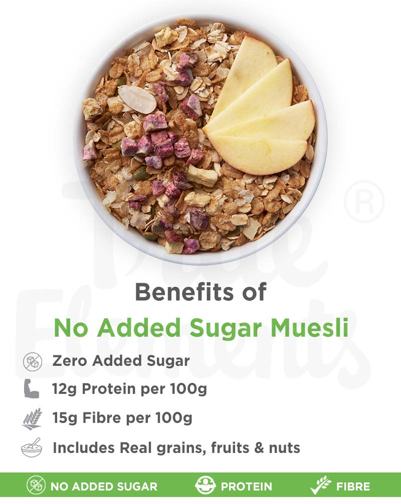 No Added Sugar Muesli - Diabetic Food