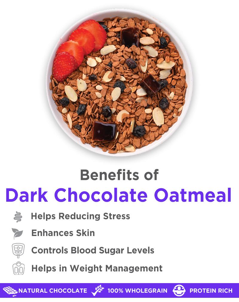 Dark Chocolate Oatmeal