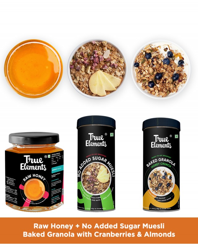 Diabetic Care Superfoods Combo