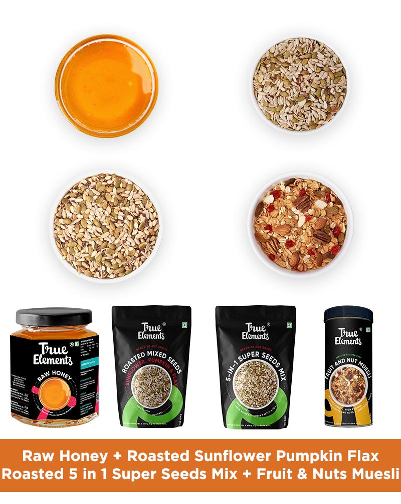 Immunity Booster Food Combo