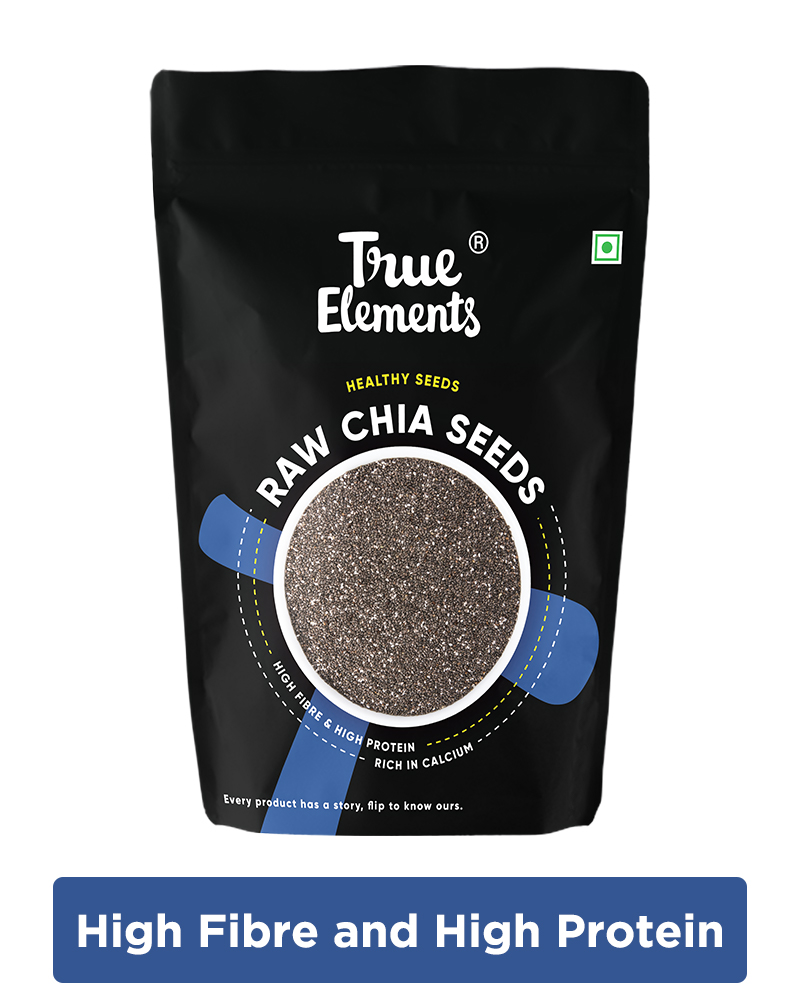 Raw Chia Seeds - Best for Weight Loss
