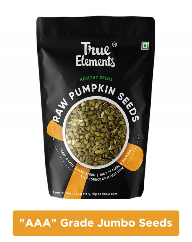 Raw Pumpkin Seeds - Boost Immunity