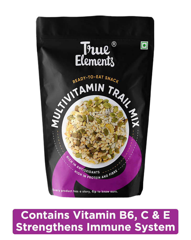 Roasted Multivitamin Trail Mix - Vitamin Rich
