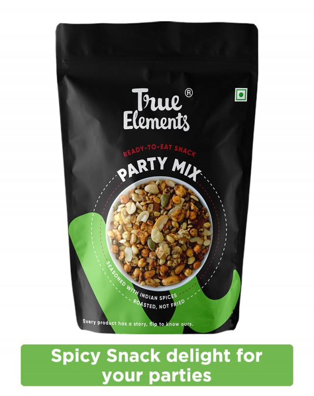Party Mix - Crunchy Seeds, Nuts and Pulses