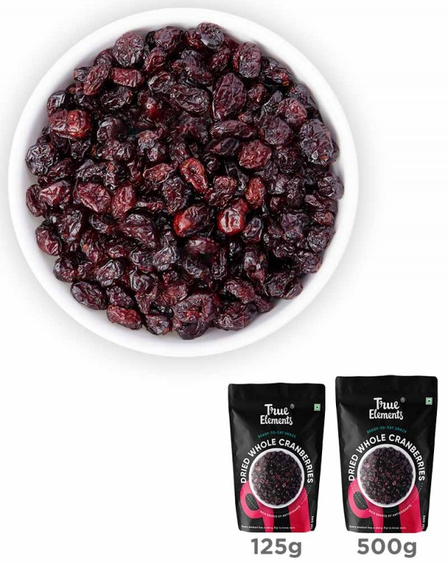 Dried Cranberries - Antioxidant Rich