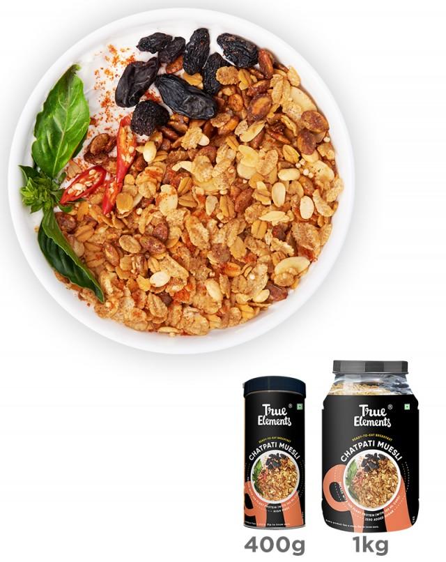 Chatpati Protein Muesli - Iron Rich