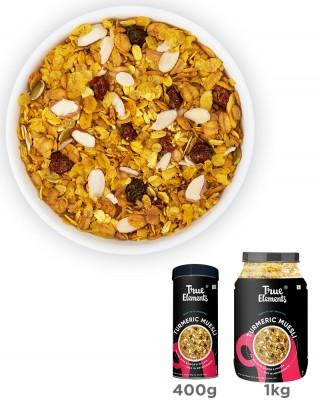 Turmeric Muesli - Antioxidant Rich