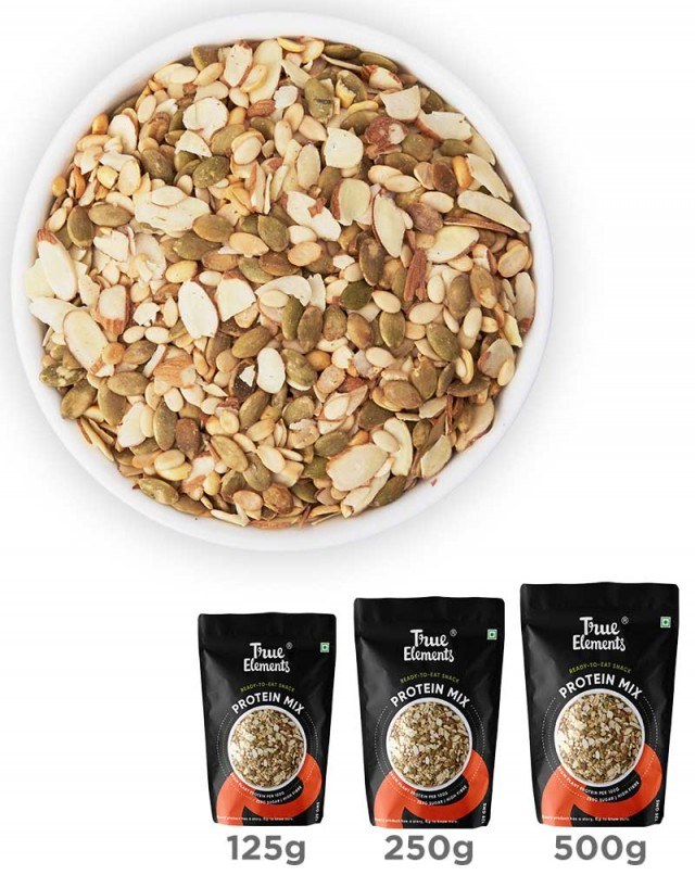 Roasted Protein Mix Seeds - Build Muscle Strength