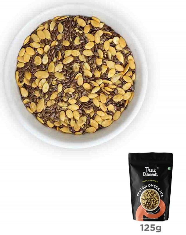 Roasted Protein Omega Mix Seeds - Protein Powerhou