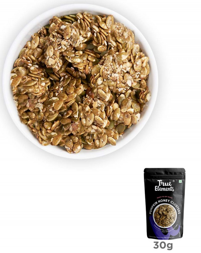 Pumpkin Seeds Honey Clusters 30gm