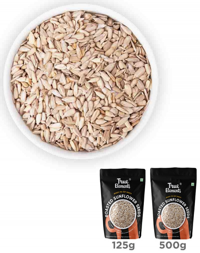 Roasted Sunflower Seeds - Vitamin E Rich