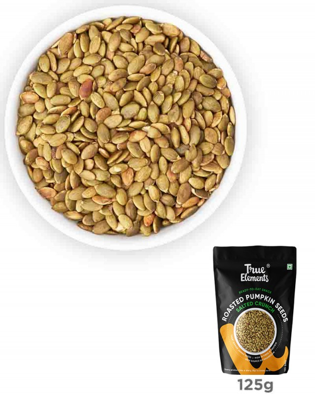 Roasted Pumpkin Seeds Salted Crunch