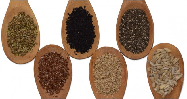 6 Seeds You Must Start Eating
