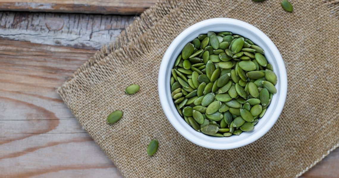 Pumpkin Seeds Nutrition facts and Health Benefits