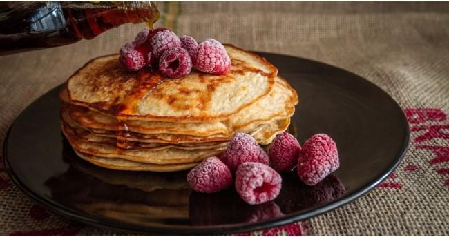 A Healthy Pancake Mix!