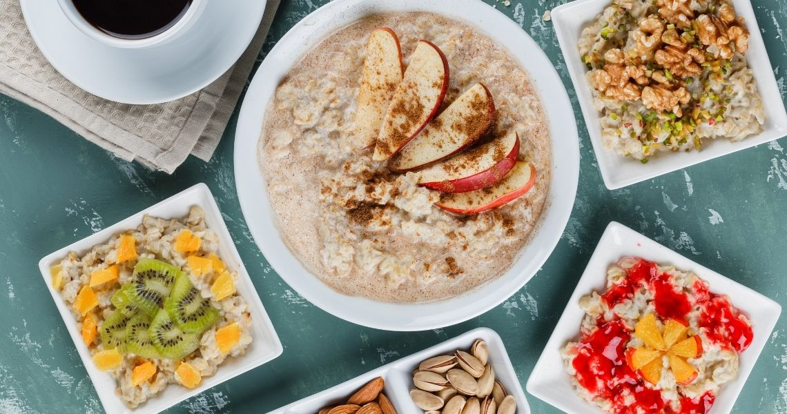 Everything you need to know about Oatmeal!