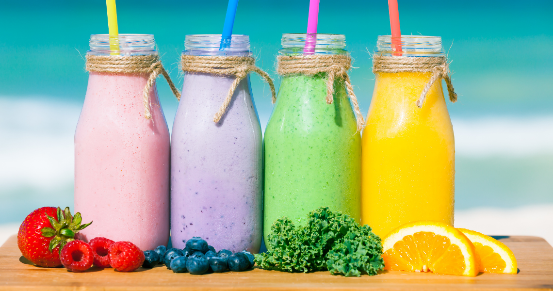 Gain Weight with these 10 Amazing Smoothies