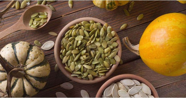 Health Benefits of Pumpkin Seeds that you are least aware of!