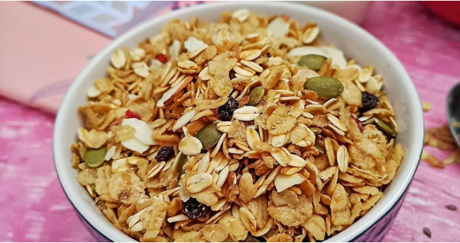 How to eat Muesli in a Healthy and Creative way ?