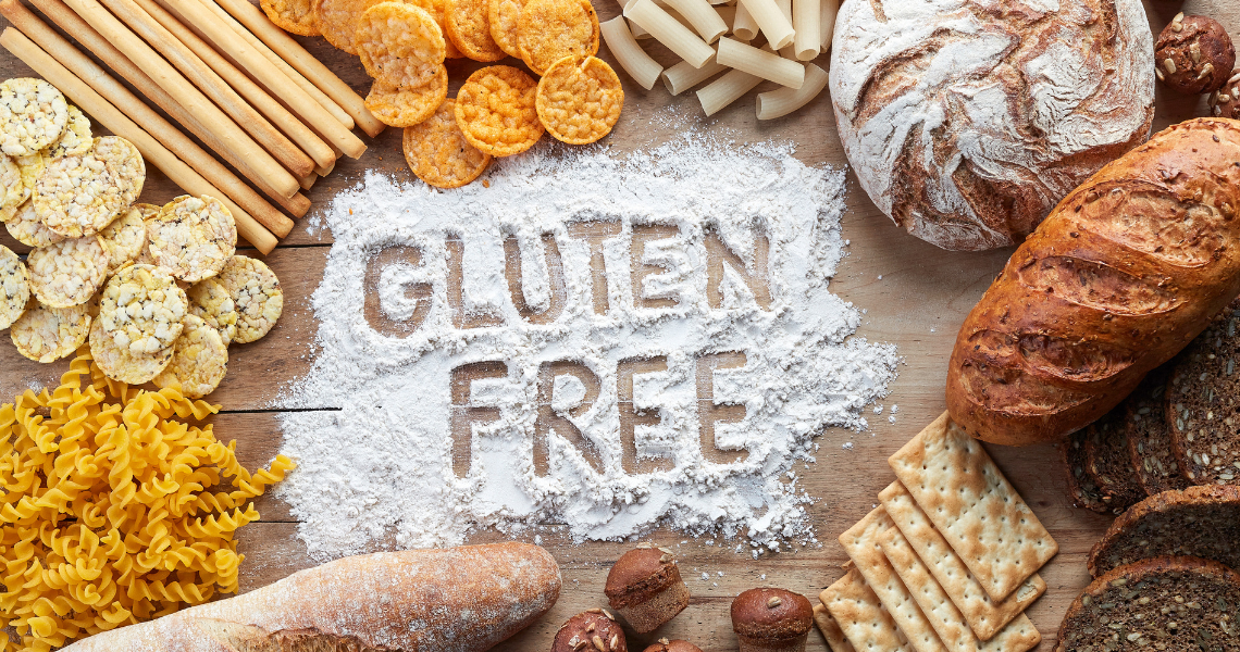 Looking For a Gluten-Free Diet? See what you can eat and wha...