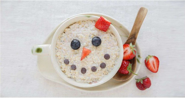 Reasons why your child should eat Oatmeal for breakfast!
