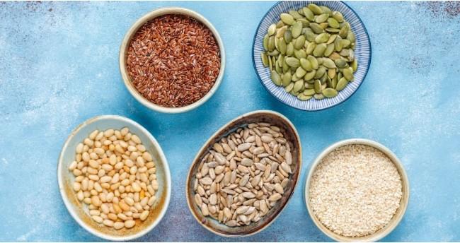 Seeds that ensure Healthy Hair Growth