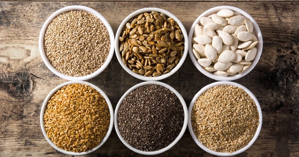How Seeds can be eaten as Guilt-free Snacks?