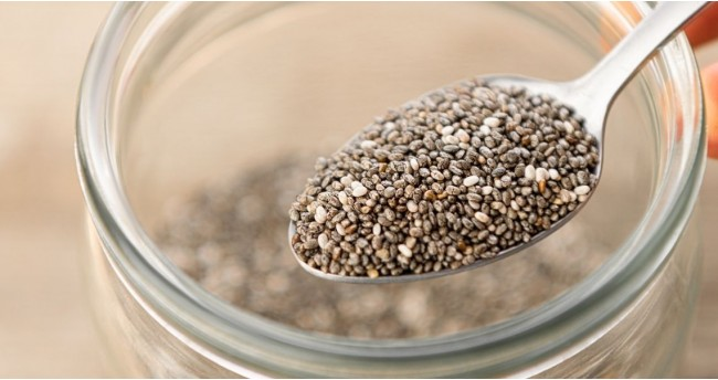 7 Reasons why you should eat Chia Seeds