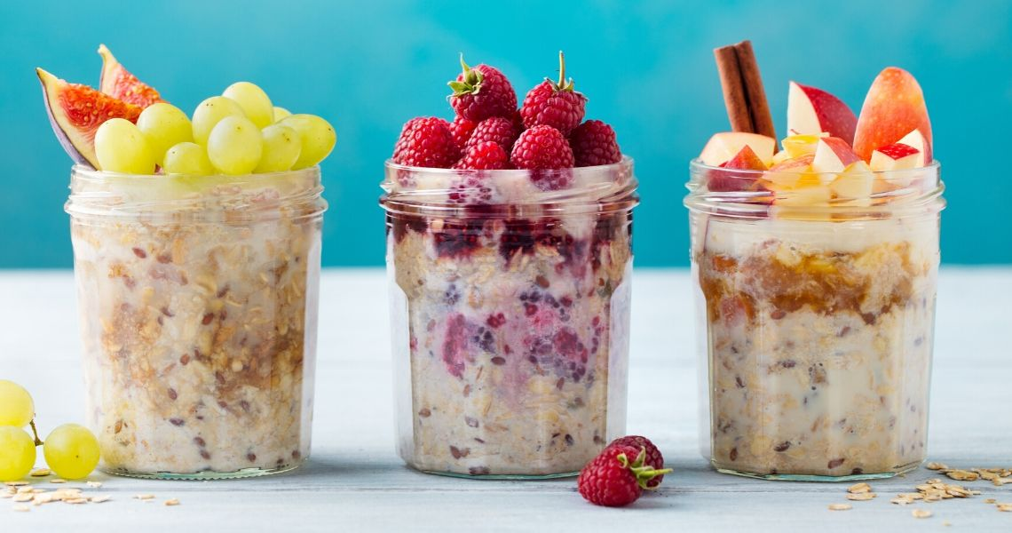 Too Bored to Cook? Head on to these Overnight Oats Recipes!