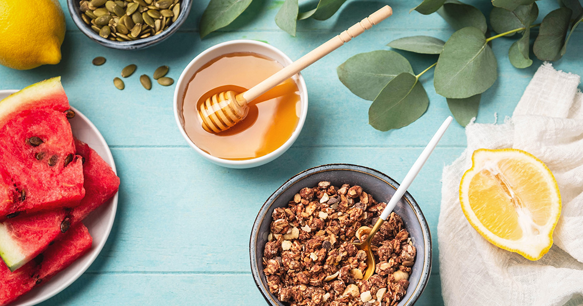 What makes True Elements Muesli BEST for you?
