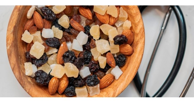 Why Trail Mix can be your perfect healthy snack?