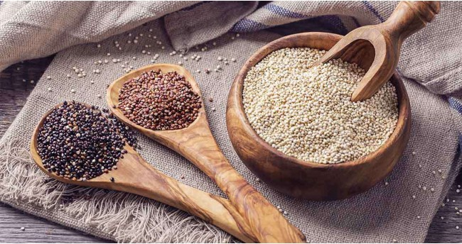"Health Benefits Of The Superfood ""Quinoa"""