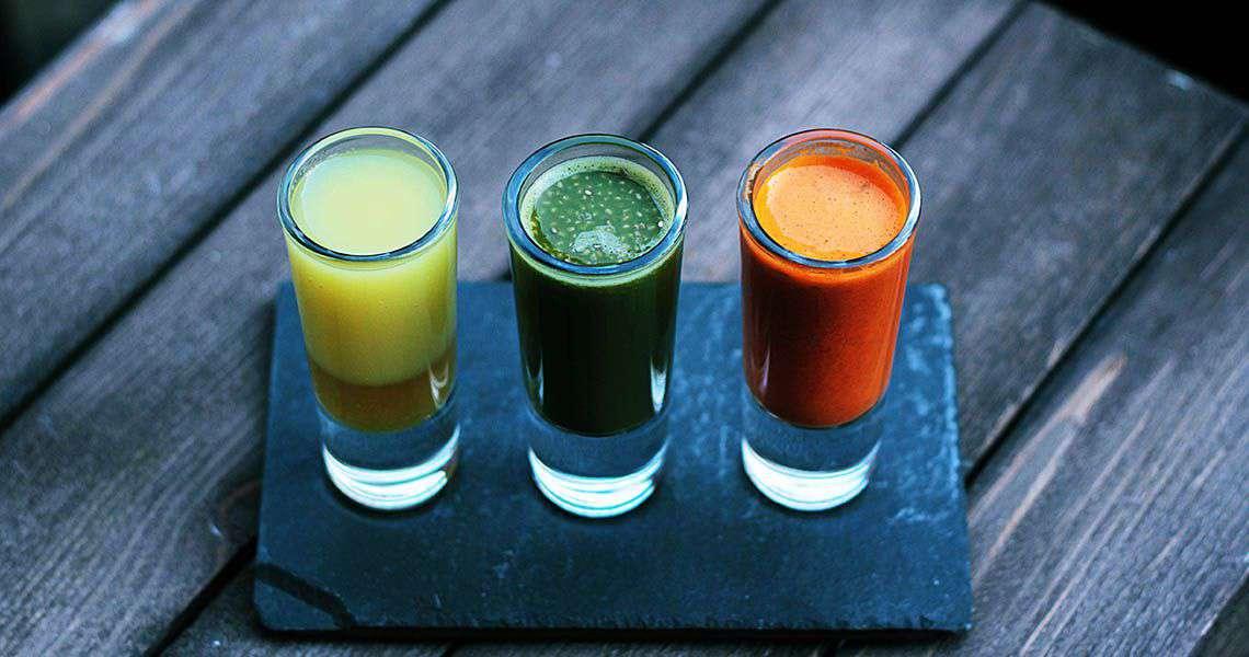 Healthy Shots: Not All Shots Are Dangerous