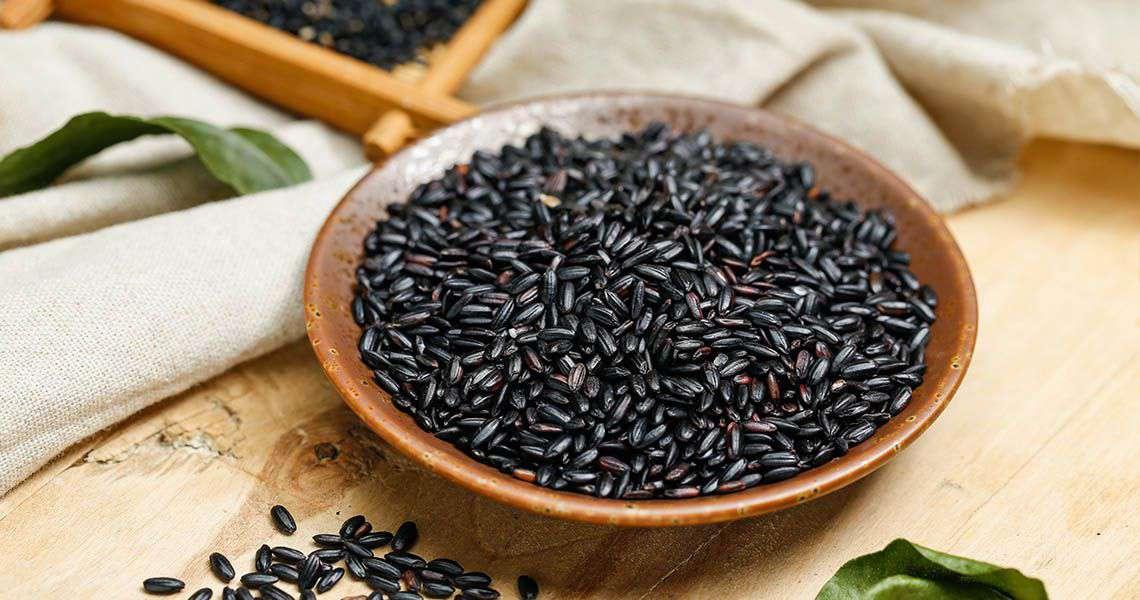 Surprising Benefits of the Forbidden Rice: Black Rice