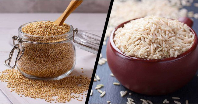 Why is Quinoa better than Rice?