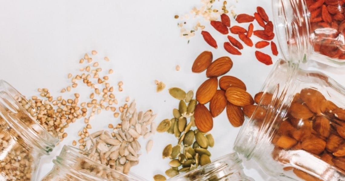 How To Get Glowing Skin With Nuts And Seeds