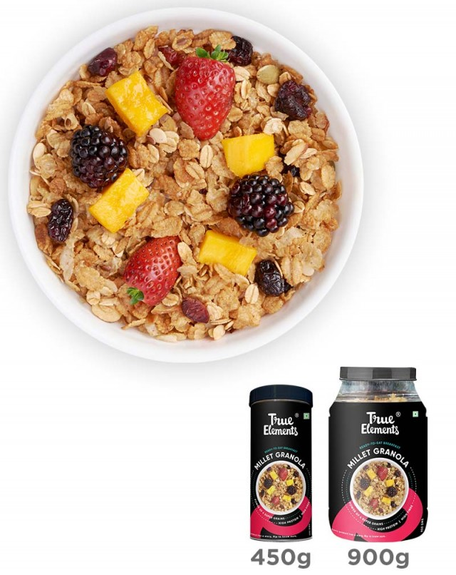 Millet Granola - Power of 4 Super Grains