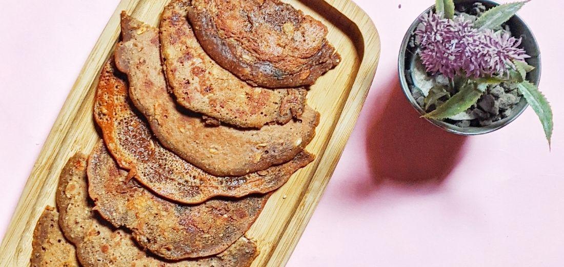 Choco Coffee Pancake