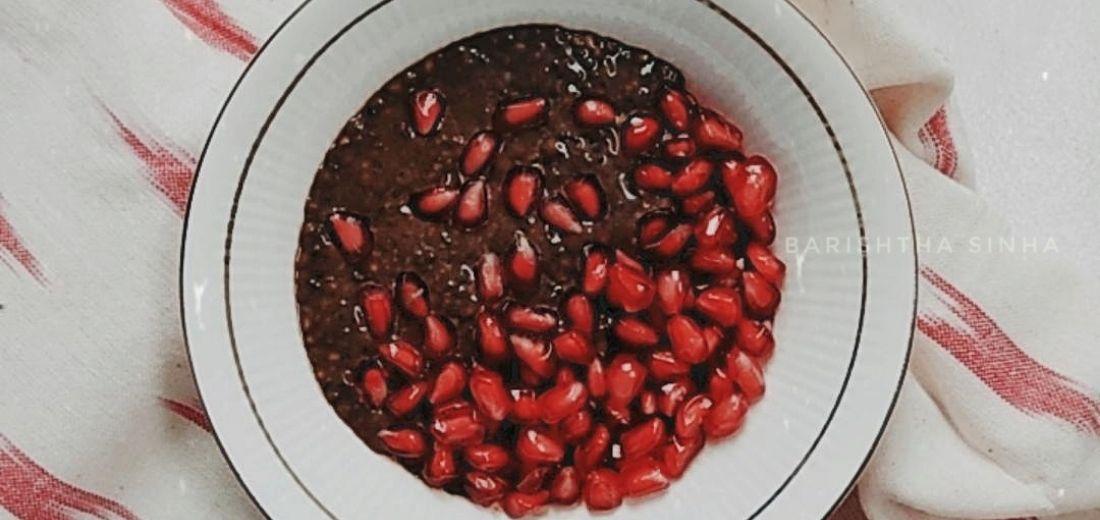 Coco Chia Pudding