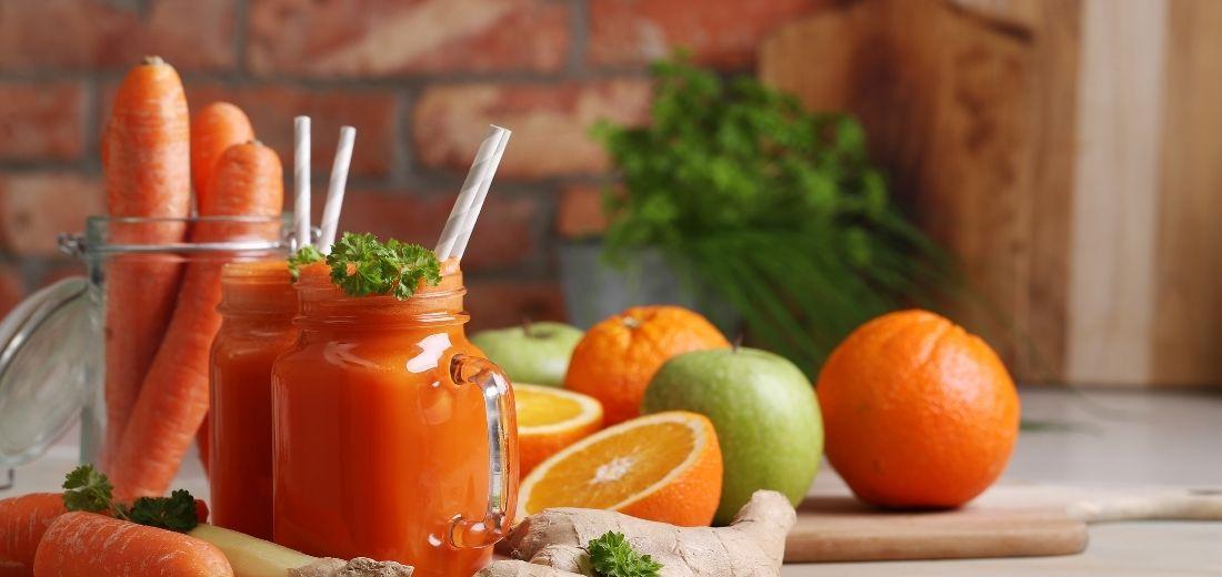 Juicy Orange Smoothie
