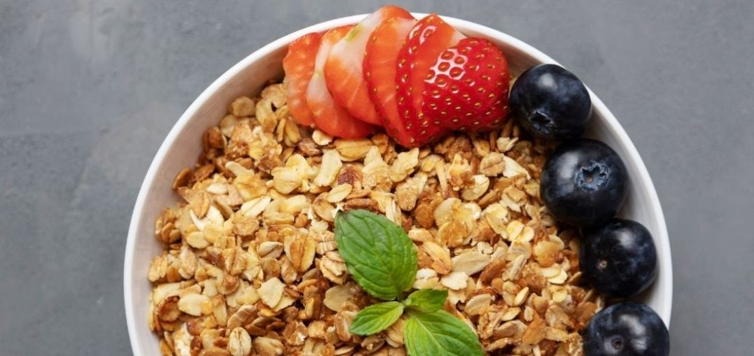 Power Fruit Muesli Recipe