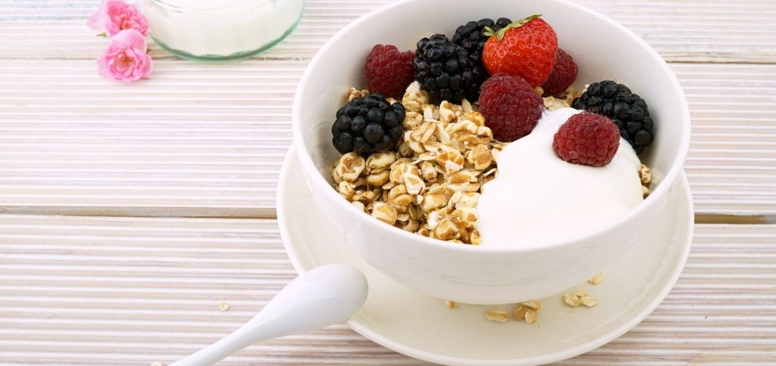Seeds & Berry Oatmeal