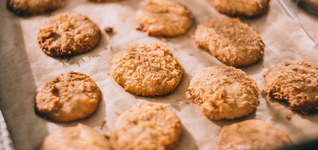 Sunflower Choco Cookies