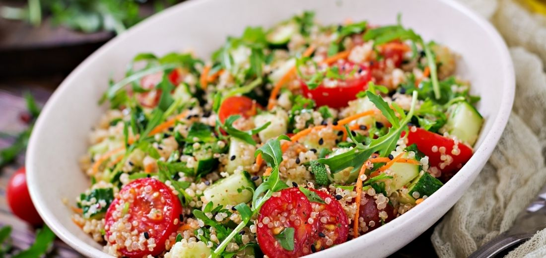 Veg Quinoa Masala