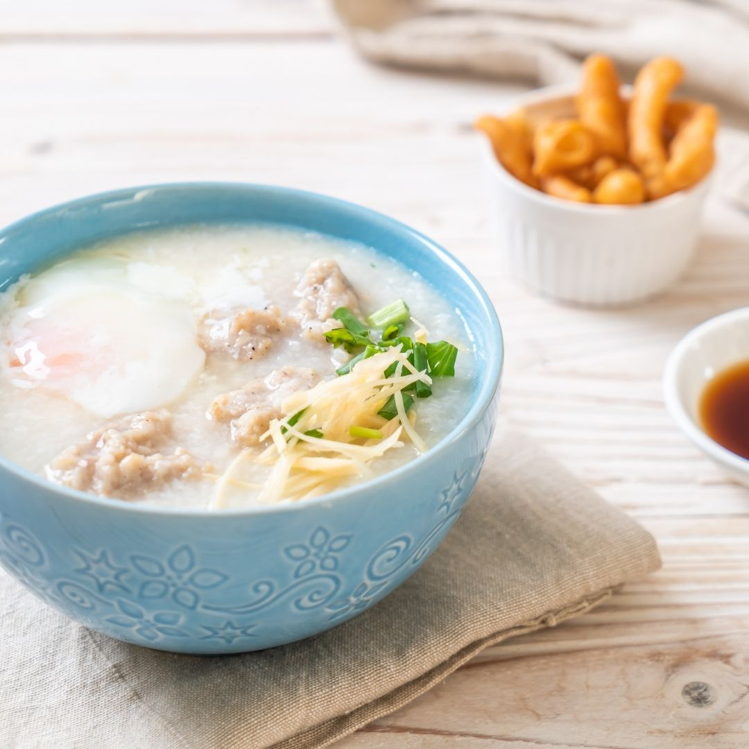 Asian Style Congee