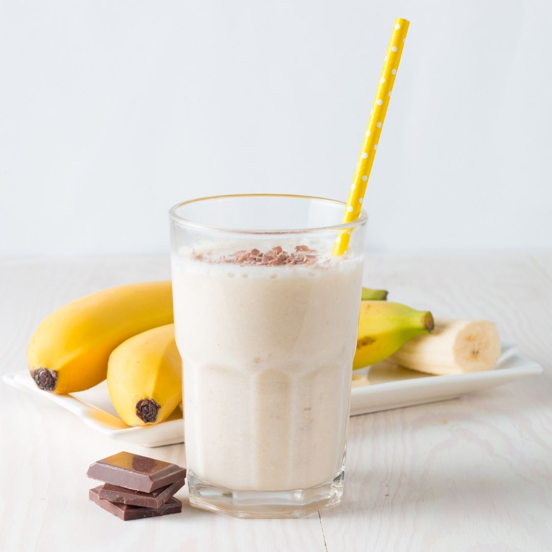 Banana Oats Smoothie