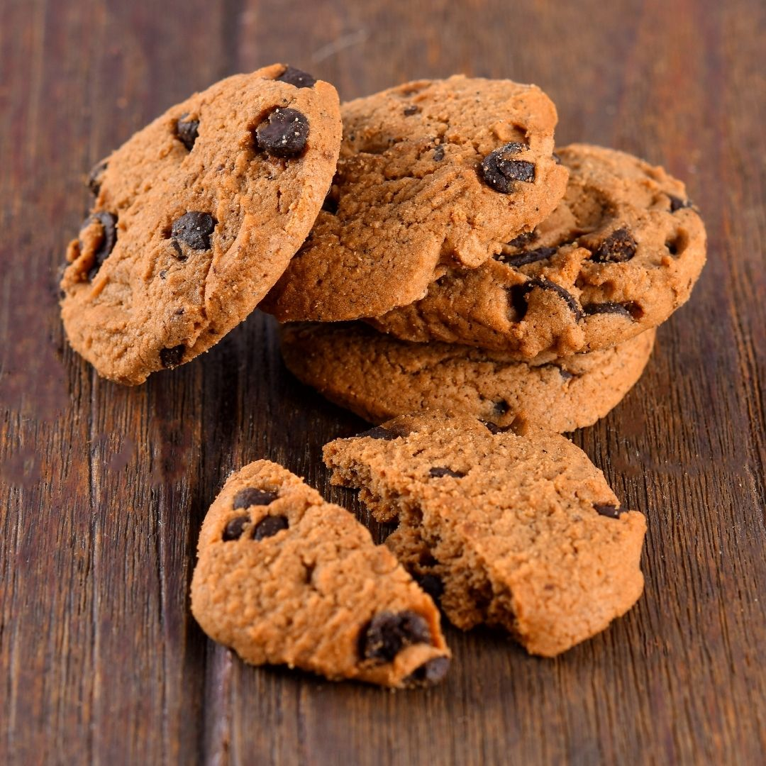 Chocochip Oats Cookies